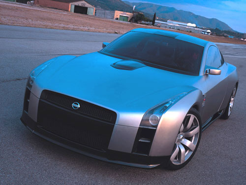 concepts car and skyline - photo #38