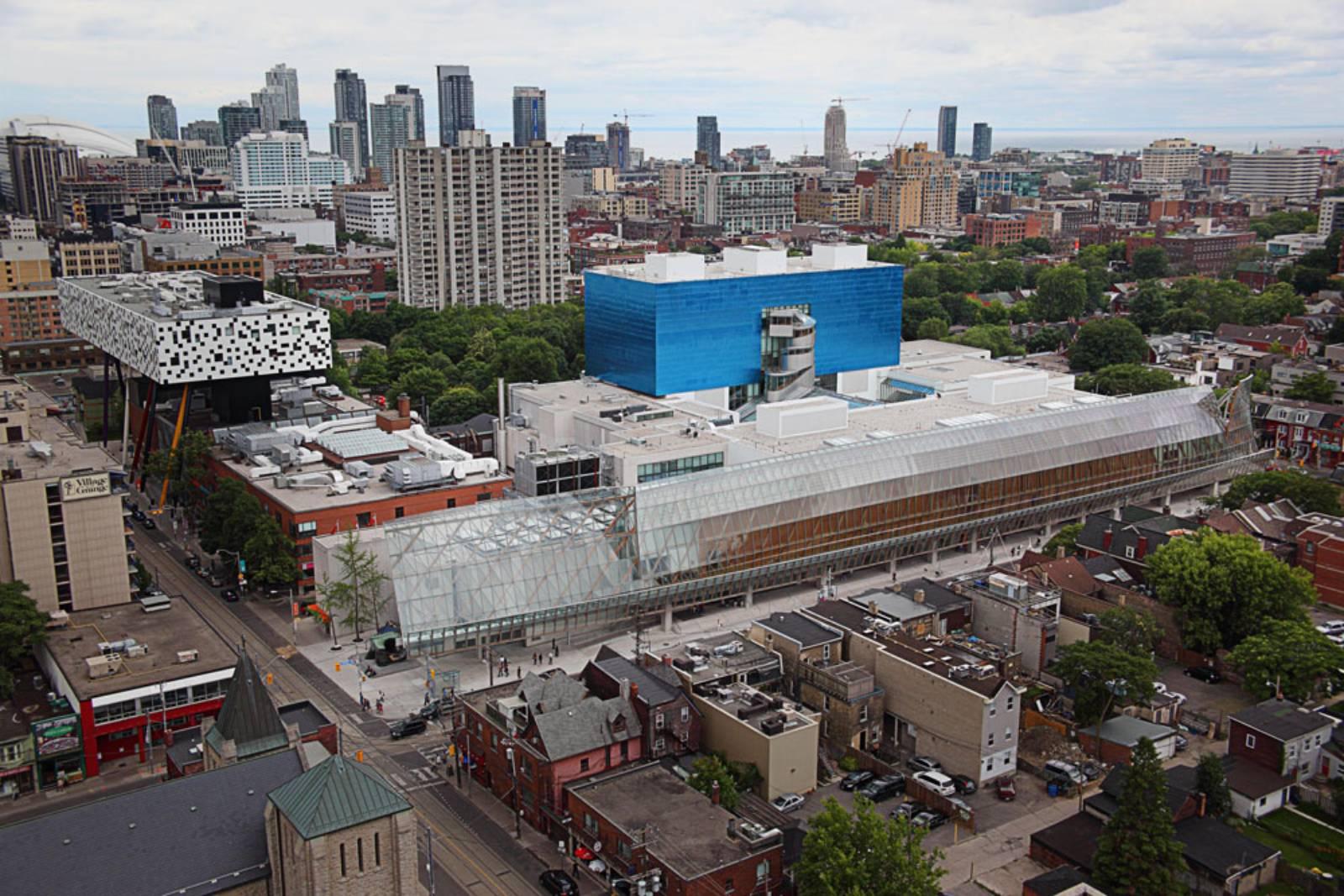 Galería De Arte De Ontario En Toronto: ART GALLERY OF ONTARIO BY FRANK GEHRY