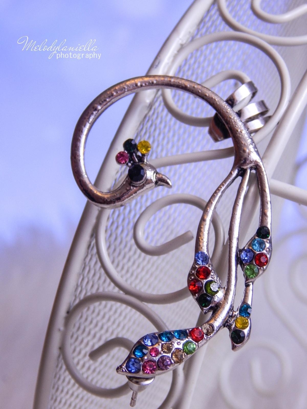 1 Biżuteria z chińskich sklepów sammydress kolczyk nausznica naszyjnik wisiorki z kryształkiem świąteczna biżuteria ciekawe dodatki stylowe zegarki pióra choker chokery złoty srebrny złoto srebro obelisk