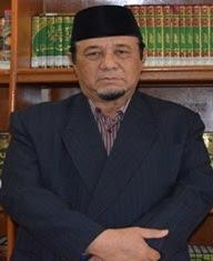 Ketua MPU Aceh, Gazali Mohd. Syam Tutup Usia