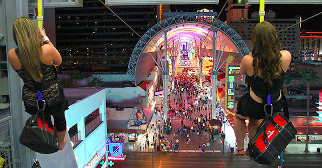 Dicas de Las Vegas: Tirolesa SlotZilla em Las Vegas