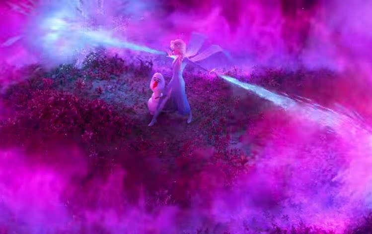 Frozen 2 trailer with Alan Silvestri's Avengers theme : 氷のミュータントの戦うヒロインと、その姉妹が活躍するディズニー・マーベルのアニメ映画の最新作「アベンジャーズ : フローズン・ゲーム」の予告編 ! !