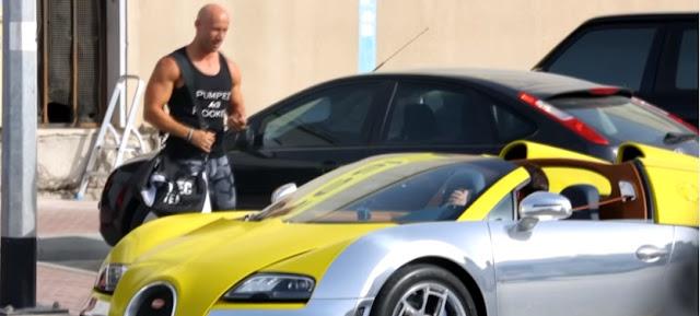 Reaksi Wajah Penumpang Bila Driver Uber yang mereka hubungi memandu Kereta Bugatti!