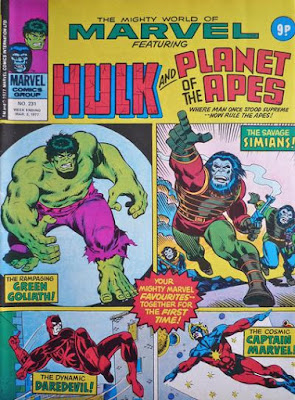Mighty World of Marvel #231