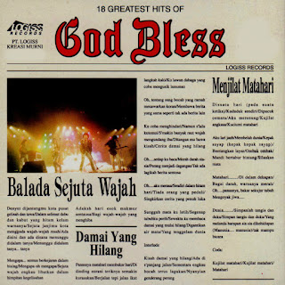 God Bless - 18 Greatest Hits of God Bless - Album (1992) [iTunes Plus AAC M4A]