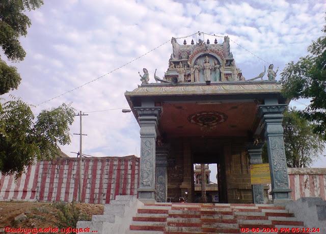 Kundrathur Murugan Temple Chennai