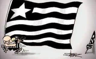 O Botafogo não vence,   nos comove!
