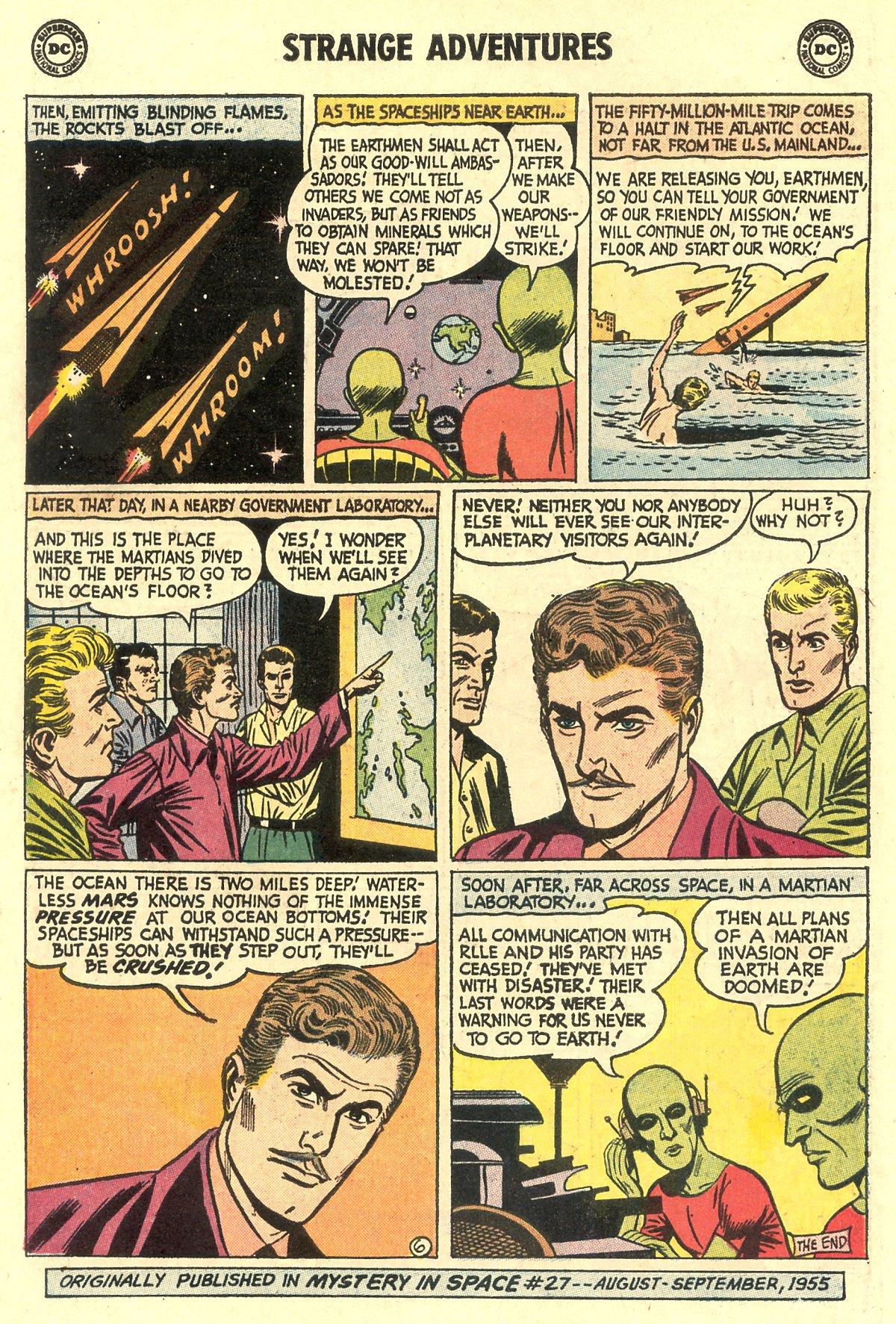 Strange Adventures (1950) issue 236 - Page 8