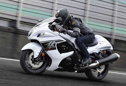 Performance Suzuki Hayabusa
