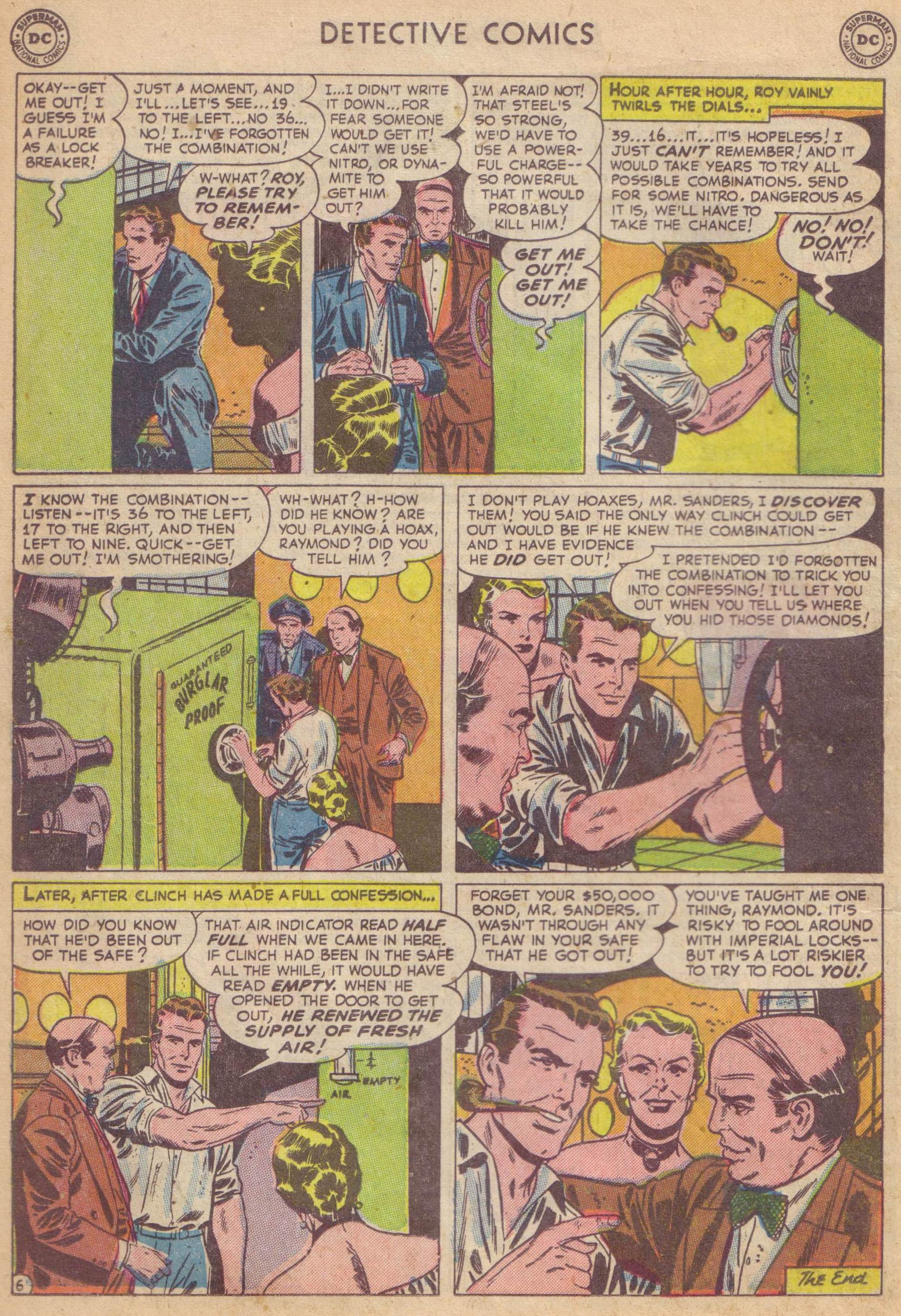 Read online Detective Comics (1937) comic -  Issue #177 - 22