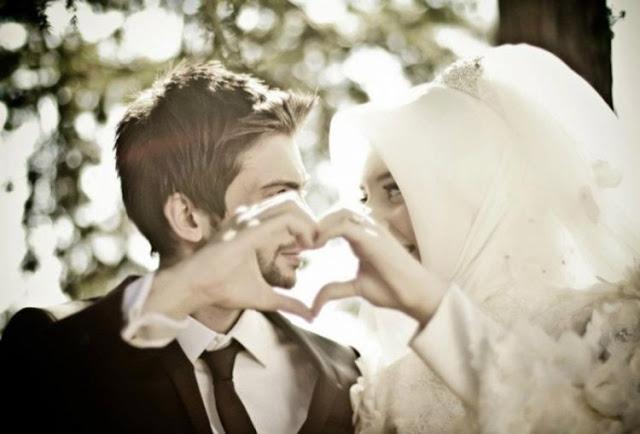 Pernikahan membuat orang lebih bahagia