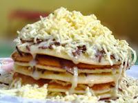 Resep Mudah Membuat Pancake Keju Yang Paling Lembut