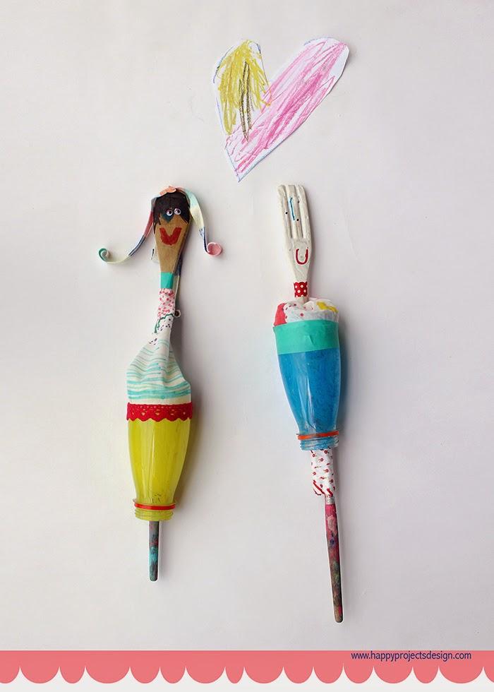 Juguetes Handmade: Marionetas