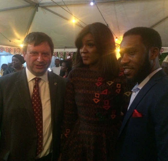 omotola okocha british high commission