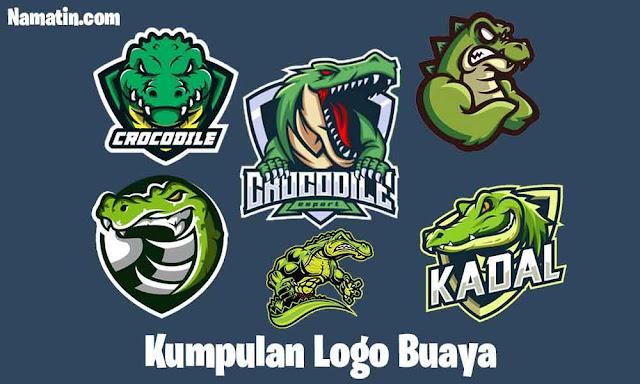 kumpulan logo buaya
