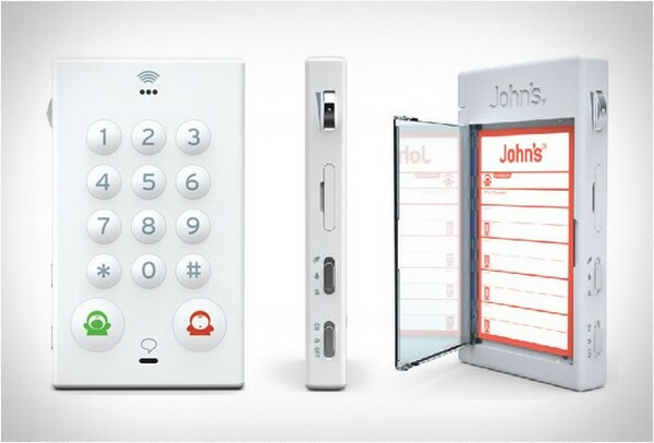 John's Phone - Simple and Minimal Mobile Phone