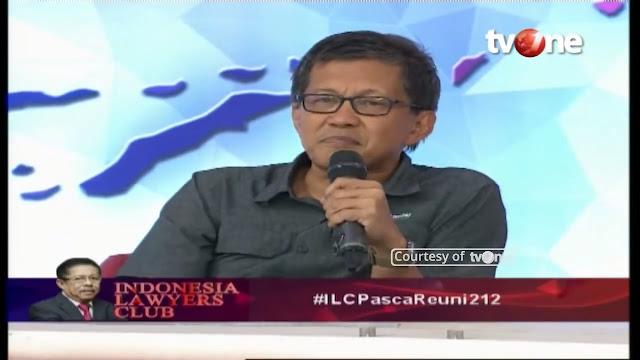 Disebut Tidak Netral, Jawaban Sindiran Rocky Gerung Bikin TKN Jokowi Terdiam