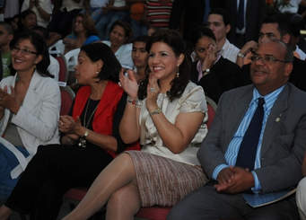 Vicepresidenta Margarita Cedeño asegura que no habrá reelección presidencial ni división del PLD.