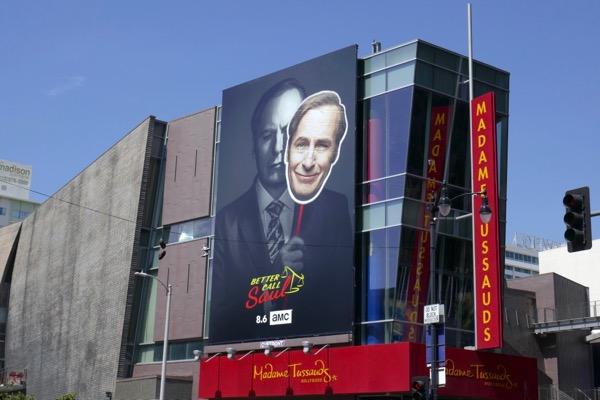 Better Call Saul season 4 billboard