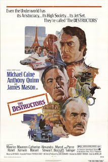 Watch The Destructors (The Marseille Contract) (1974) movie free online