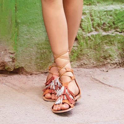 Shop mark. By Avon Walking Tour Sandals $36.00