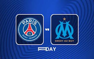 Paris Saint Germain vs Marseille – Highlights