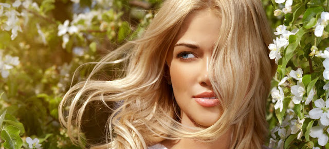 Body Wave Blonde Hair
