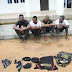 Police arrest suspected cultists, thugs, fraudsters with fake foreign currencies in Bauchi -Photos