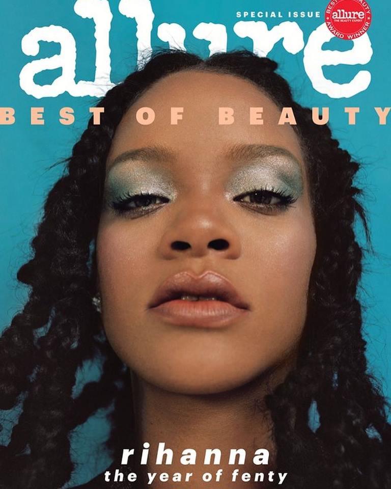 Rihanna for Allure US October 2018