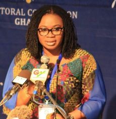 EC Boss Charlotte Osei Speaks With The BBC (VIDEO)