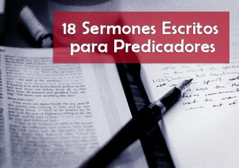 Mensajes Cristianos Escritos Para Predicar Mensajes Cristianos Escritos Para Predicar Sermones