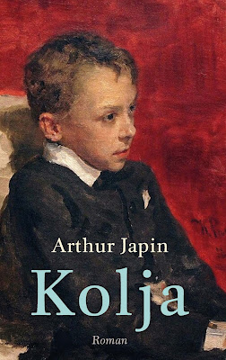 Book cover: Kolja by Arthur Japin.