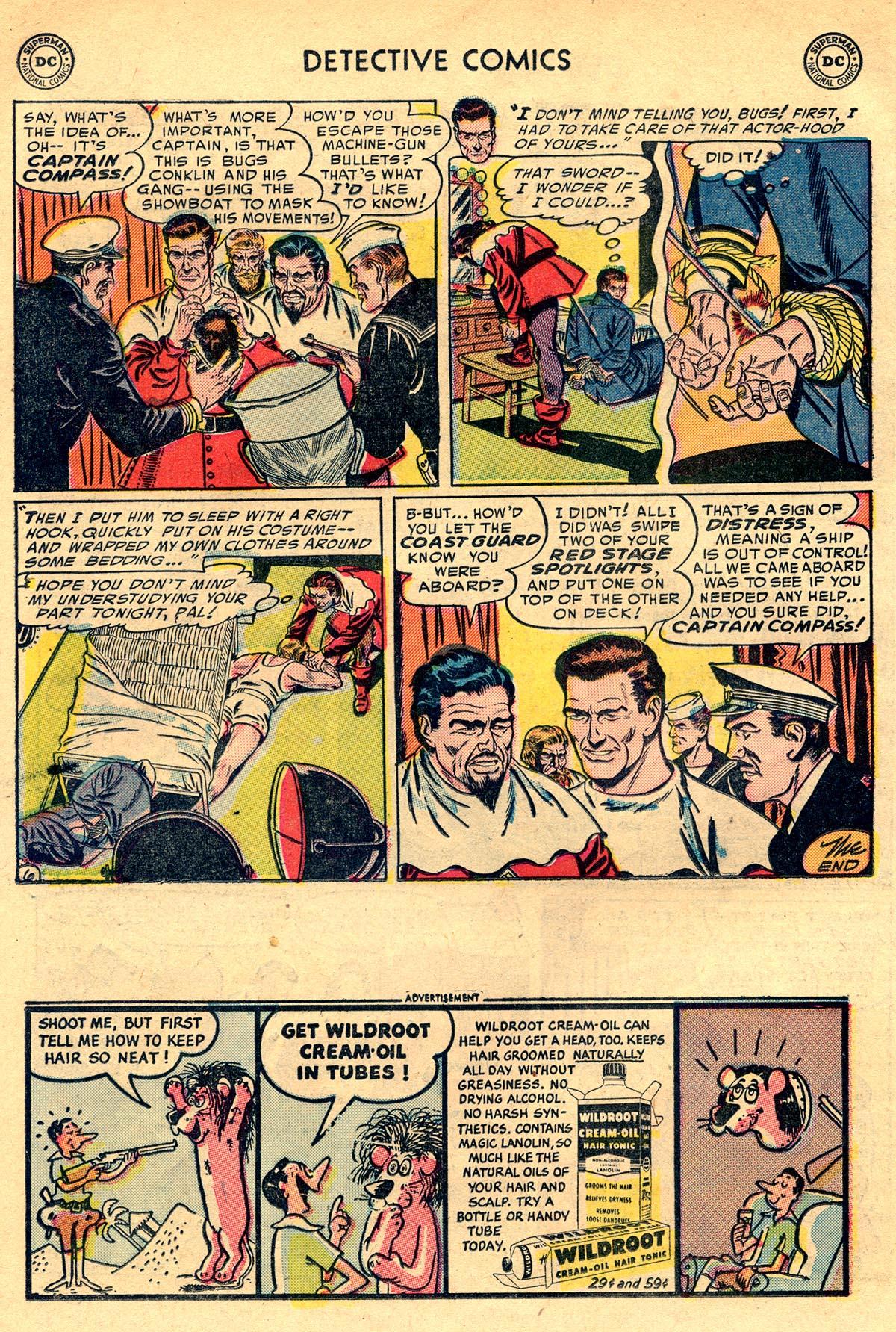 Read online Detective Comics (1937) comic -  Issue #203 - 30