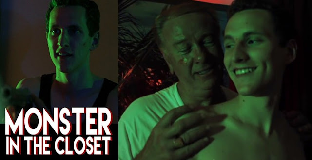 Monster in the closet, corto