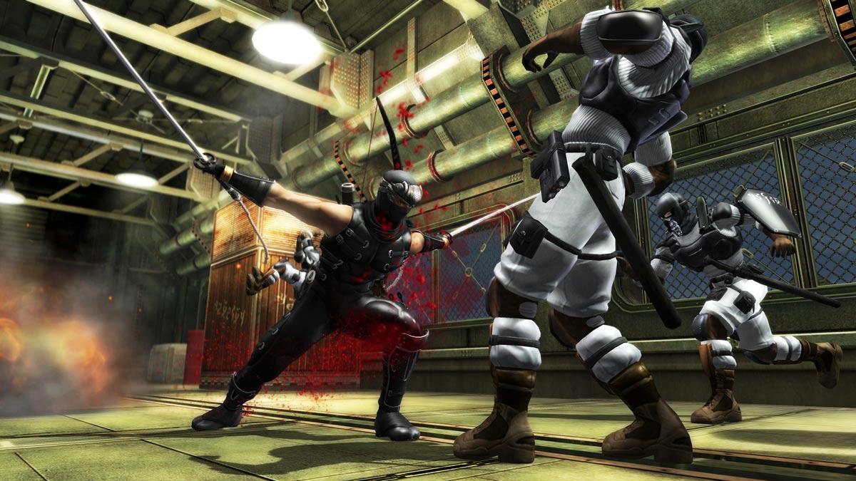 ninja gaiden black xbox 360