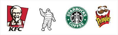 أنواع الشعارات الرسومية