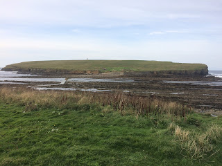 Brough of Birsay low tide