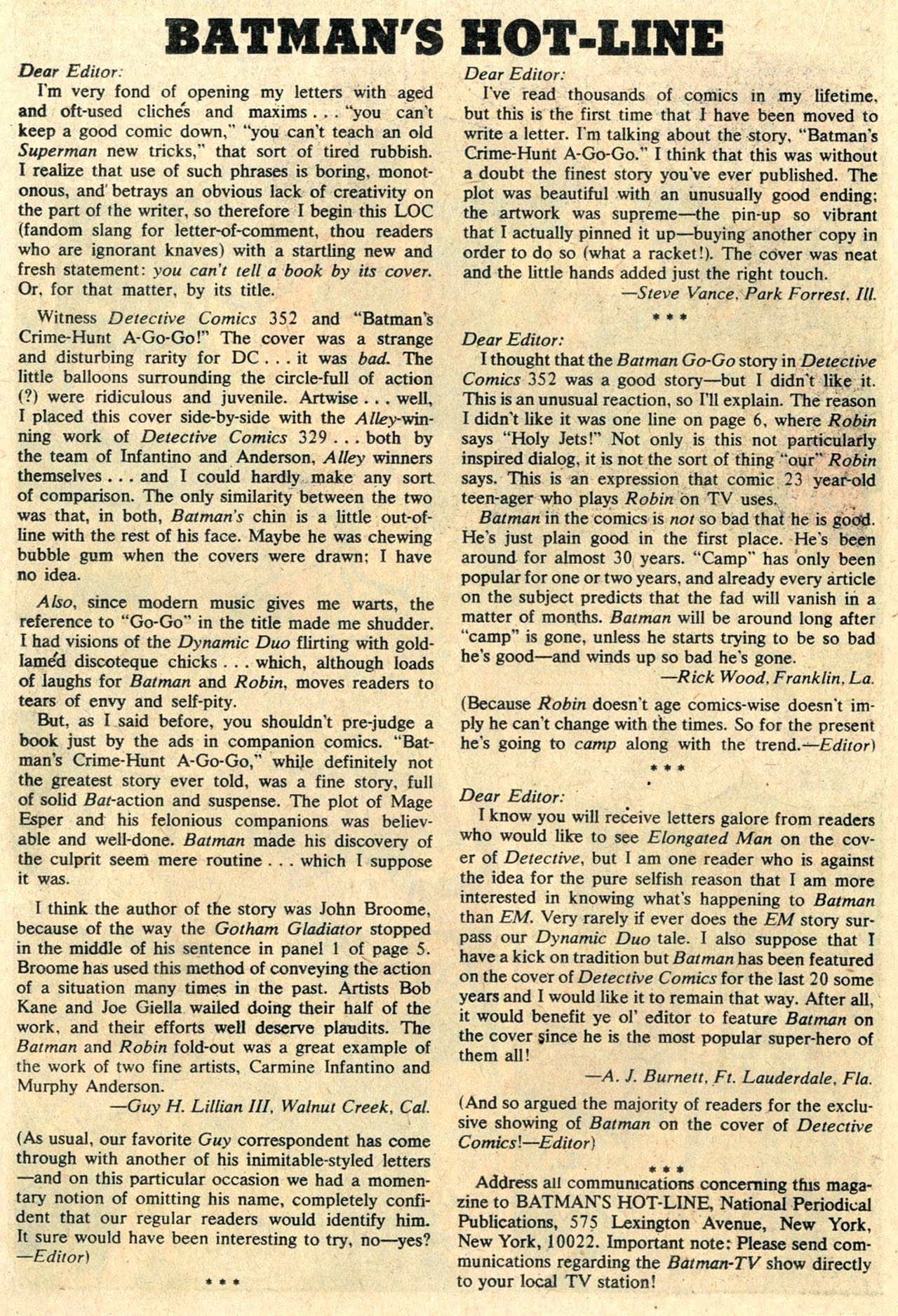 Detective Comics (1937) 356 Page 20