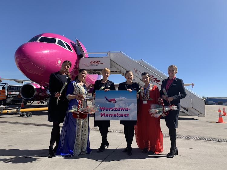 Wizz Air Marrakesz, Wizz Air Wiedeń Wizz Air Charków, Wizz Air z Gdańska, Wizz Air z Wrocławia, Wizz Air z Warszawy, Linie lotnicze,