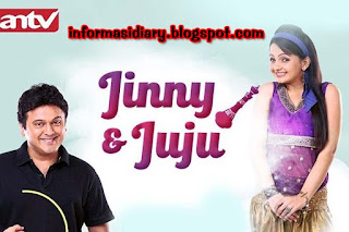 Sinopsis Jinny dan Juju kamis 6 April 2017 - Episode 10