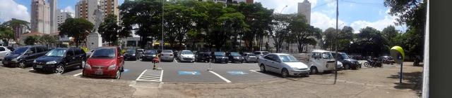 Estacionamento CERET