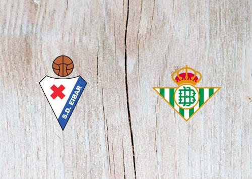 Eibar vs Real Betis - Highlights 5 May 2019