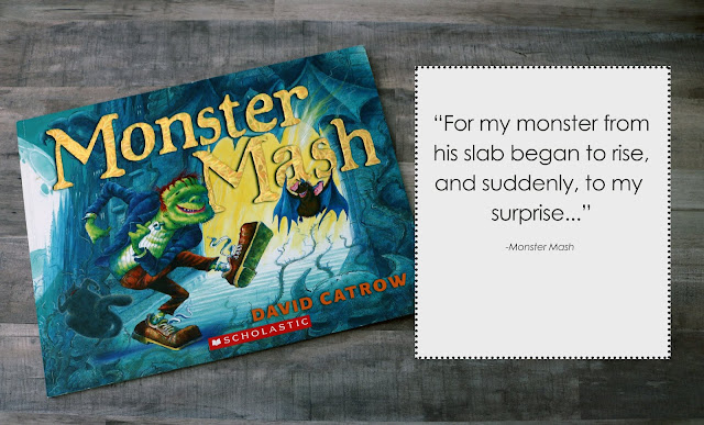Monster Mash Kids Book