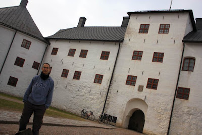 Renaissance bailey of the castle of Turku