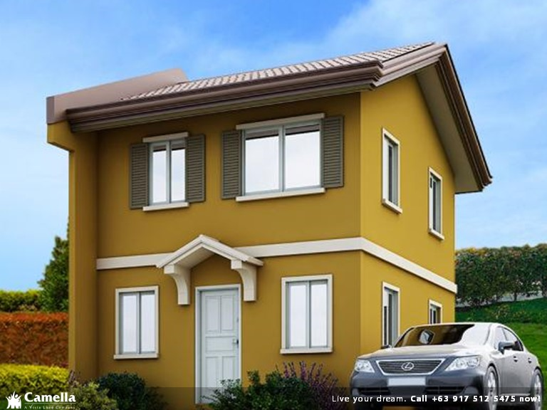 Cara - Camella Vita Tierra Nevada| Camella Affordable House for Sale in General Trias Cavite