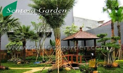 Jasa Tukang Taman Pondok Indah Jakarta Selatan