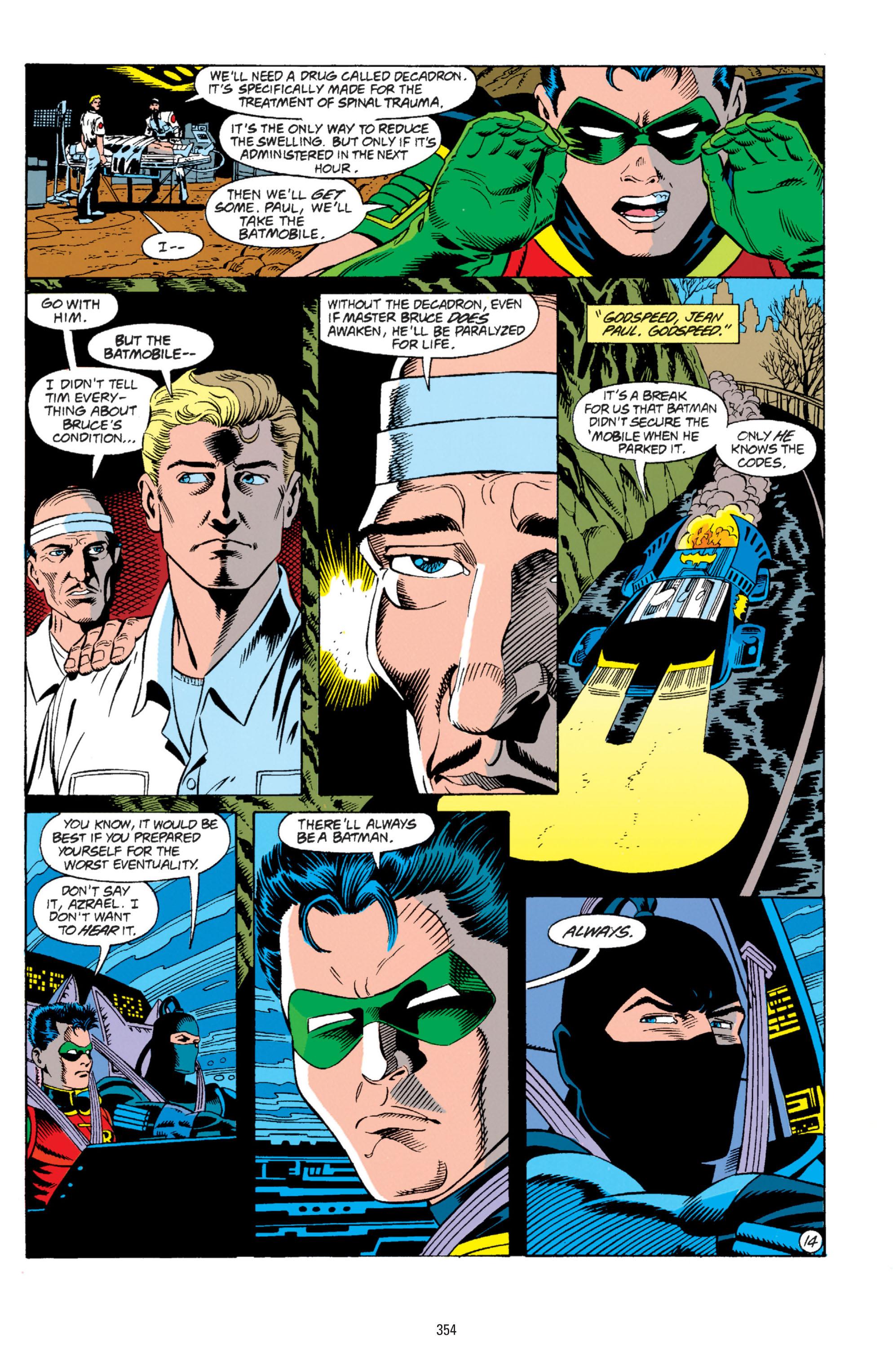 Detective Comics (1937) 664 Page 14