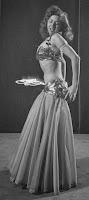 disociando infinitos, samia gamal in usa, danza oriental
