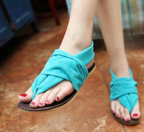 Beautiful Flat Shoes Beautiful
