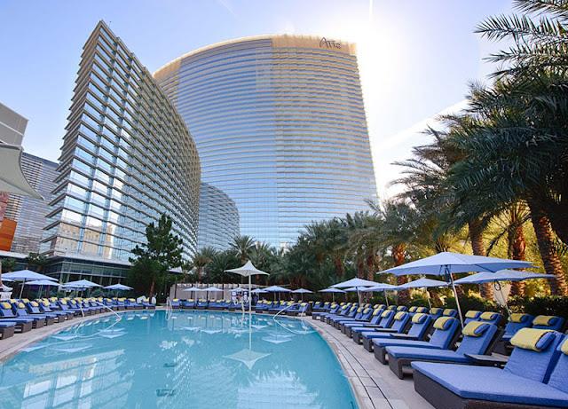 Sobre o hotel cassino Aria em Las Vegas